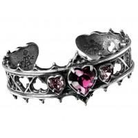 Elizabethan Pewter Cuff Gothic Bracelet Jewelry Gem Shop  Sterling Silver Jewerly | Gemstone Jewelry | Unique Jewelry