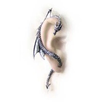 Dragons Lure Earring Wrap - Right Ear