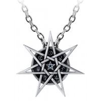 Elven Star Mystic Necklace Jewelry Gem Shop  Sterling Silver Jewerly | Gemstone Jewelry | Unique Jewelry