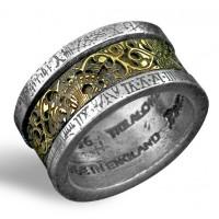 Dr. von Rosensteins Induction Principle Ring Jewelry Gem Shop  Sterling Silver Jewerly | Gemstone Jewelry | Unique Jewelry