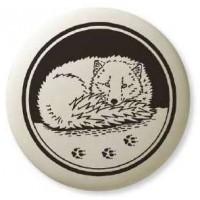 Artic Fox Pathfinder Animal Totem Porcelain Necklace Jewelry Gem Shop  Sterling Silver Jewerly | Gemstone Jewelry | Unique Jewelry