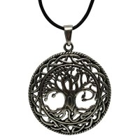Celtic Tree of Life Pewter Necklace Jewelry Gem Shop  Sterling Silver Jewerly | Gemstone Jewelry | Unique Jewelry
