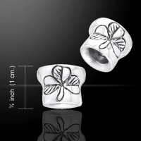 Shamrock Sterling Silver Story Bead Jewelry Gem Shop  Sterling Silver Jewerly | Gemstone Jewelry | Unique Jewelry