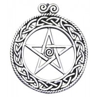 Openwork Pentacle Pendant in Sterling Silver Jewelry Gem Shop  Sterling Silver Jewerly | Gemstone Jewelry | Unique Jewelry