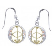 Chalice Well Earrings Jewelry Gem Shop  Sterling Silver Jewerly | Gemstone Jewelry | Unique Jewelry