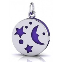 Silver Moon Aromatherapy Pendant Jewelry Gem Shop  Sterling Silver Jewerly | Gemstone Jewelry | Unique Jewelry