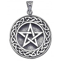 Pentagram Pentacle Pendant in Bronze or Sterling Jewelry Gem Shop  Sterling Silver Jewerly | Gemstone Jewelry | Unique Jewelry