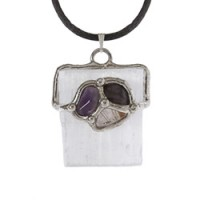 Awakening Beam of Light Pendant Jewelry Gem Shop  Sterling Silver Jewerly | Gemstone Jewelry | Unique Jewelry