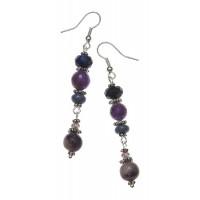 Dai-Ko-Myo Reiki Gemstone Earrings Jewelry Gem Shop  Sterling Silver Jewerly | Gemstone Jewelry | Unique Jewelry