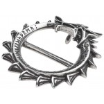 Jormungand World Serpent Ouroboros Pewter Belt Buckle at Jewelry Gem Shop,  Sterling Silver Jewerly | Gemstone Jewelry | Unique Jewelry