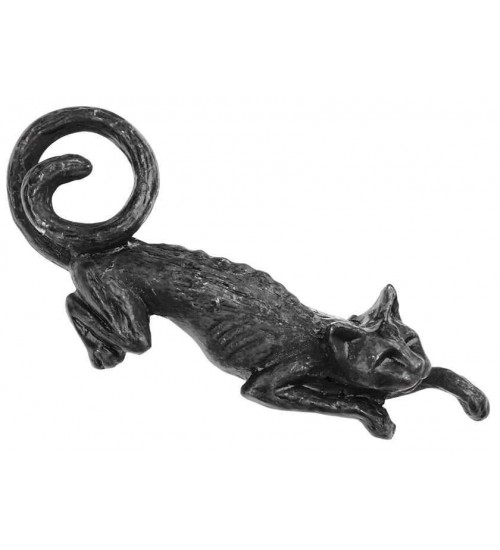 Cat Sith Hair Slide Barrette at Jewelry Gem Shop,  Sterling Silver Jewerly | Gemstone Jewelry | Unique Jewelry
