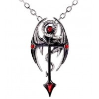 Dragonkreuz Dragon Cross Necklace