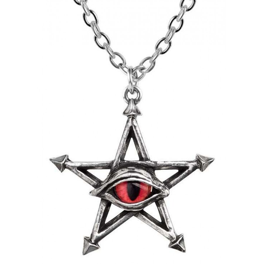 20 Inch Sterling Silver Box Chain besides 757 Pentagration Necklace Alchemy together with Keep and bear arms furthermore Red Curse Pentagram Eye Necklace P805 as well Rockware Western Star Horseshoe Necklace. on pewter belt buckles