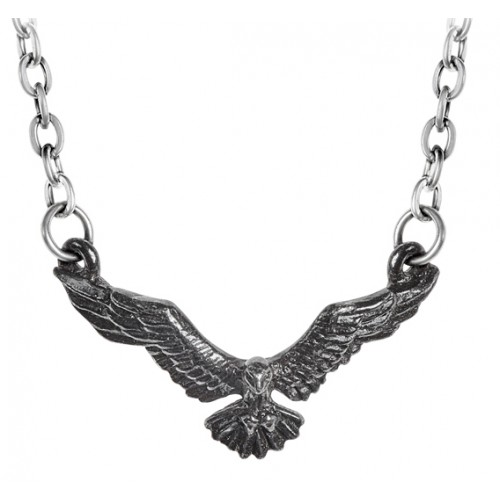 Ravenette Black Raven Necklace at Jewelry Gem Shop,  Sterling Silver Jewerly | Gemstone Jewelry | Unique Jewelry
