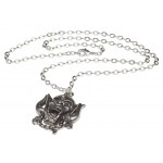 Motorhead War-Pig Pewter Necklace at Jewelry Gem Shop,  Sterling Silver Jewerly | Gemstone Jewelry | Unique Jewelry
