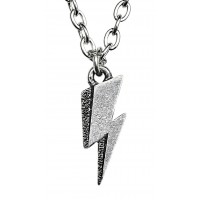 David Bowie Flash Logo Necklace