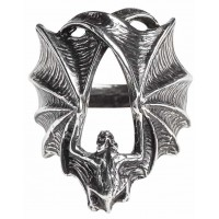 Vampire Bat Stealth Ring Jewelry Gem Shop  Sterling Silver Jewerly | Gemstone Jewelry | Unique Jewelry