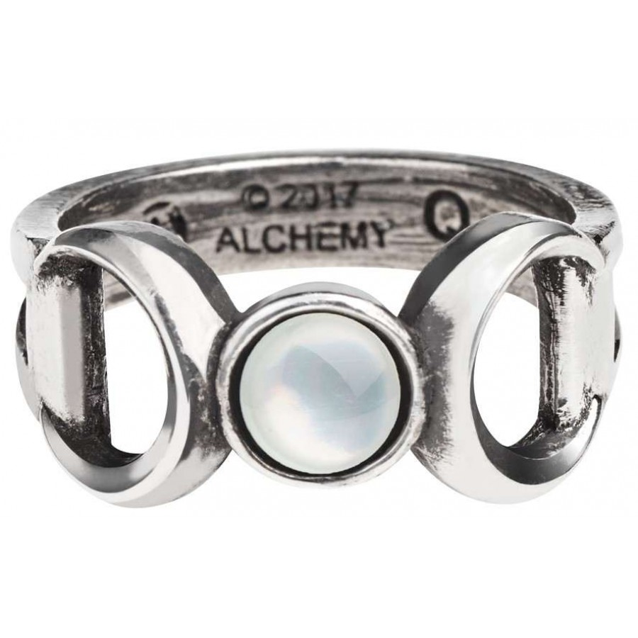 five supernatural rings earth pewter pentacle products point of powers ring rebelsmarket positive
