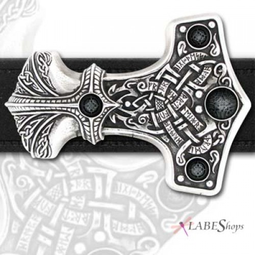 Thunder Hammer Pewter Thor Belt Buckle at Jewelry Gem Shop,  Sterling Silver Jewerly | Gemstone Jewelry | Unique Jewelry