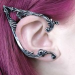 Arboreus Elf Ear Wraps - Single or Pair at Jewelry Gem Shop,  Sterling Silver Jewerly | Gemstone Jewelry | Unique Jewelry