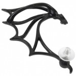 Nocti-Dame Bat Wing Gothic Ear Wrap at Jewelry Gem Shop,  Sterling Silver Jewerly | Gemstone Jewelry | Unique Jewelry