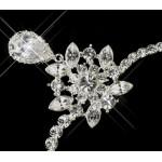 Kim Kardasian Inspired Bridal Headband at Jewelry Gem Shop,  Sterling Silver Jewerly   Gemstone Jewelry   Unique Jewelry