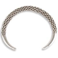 Viking Braided Cuff Bracelet Jewelry Gem Shop  Sterling Silver Jewerly | Gemstone Jewelry | Unique Jewelry