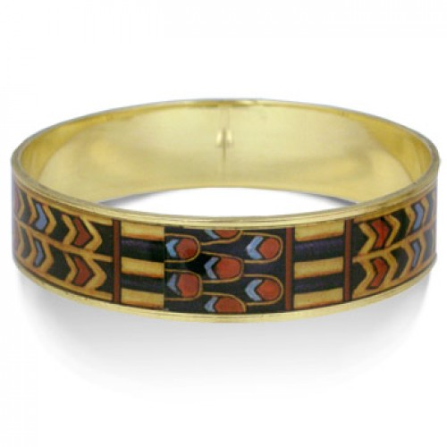 Egyptian King Tut Tomb Bangle Bracelet at Jewelry Gem Shop,  Sterling Silver Jewerly | Gemstone Jewelry | Unique Jewelry