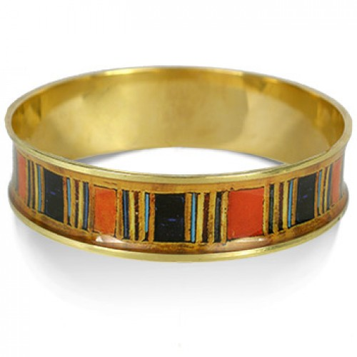 Egyptian King Tut Bangle Bracelet at Jewelry Gem Shop,  Sterling Silver Jewerly | Gemstone Jewelry | Unique Jewelry