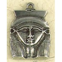 Hathor Pewter Necklace Jewelry Gem Shop  Sterling Silver Jewerly | Gemstone Jewelry | Unique Jewelry