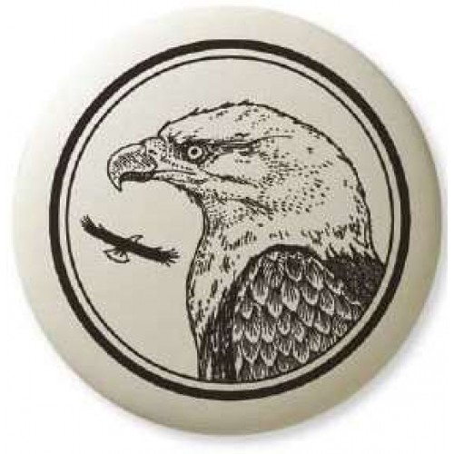 Bald Eagle Pathfinder Animal Totem Porcelain Necklace at Jewelry Gem Shop,  Sterling Silver Jewerly | Gemstone Jewelry | Unique Jewelry