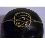 Eye of Ra Egyptian Bronze Circlet at Jewelry Gem Shop,  Sterling Silver Jewerly | Gemstone Jewelry | Unique Jewelry