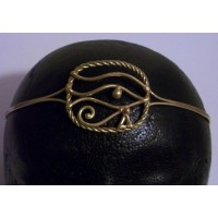 Eye of Ra Egyptian Bronze Circlet Jewelry Gem Shop  Sterling Silver Jewerly | Gemstone Jewelry | Unique Jewelry