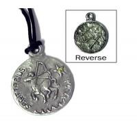 Sagittarius Zodiac Pewter Necklace Jewelry Gem Shop  Sterling Silver Jewerly | Gemstone Jewelry | Unique Jewelry