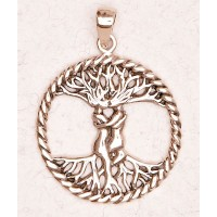 Lovers Tree of Life Bronze Necklace Jewelry Gem Shop  Sterling Silver Jewerly | Gemstone Jewelry | Unique Jewelry