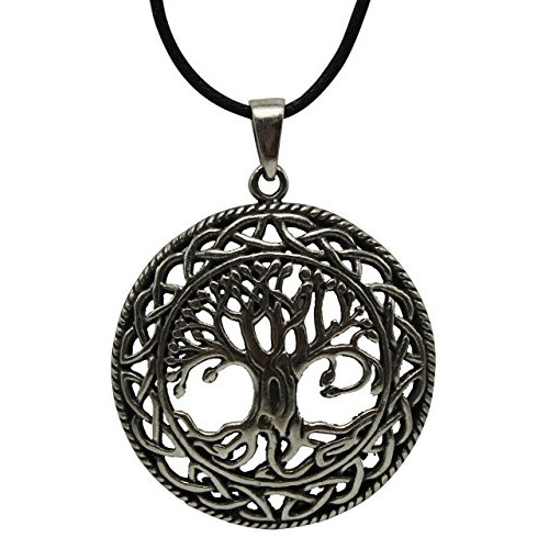 Celtic Tree of Life Pewter Necklace at Jewelry Gem Shop,  Sterling Silver Jewerly | Gemstone Jewelry | Unique Jewelry