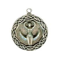 Nile Goddess Necklace Jewelry Gem Shop  Sterling Silver Jewerly | Gemstone Jewelry | Unique Jewelry