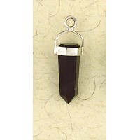 Black Onyx Sterling Silver Banded Pendant Jewelry & Gem Shop  Sterling Silver Jewerly | Gemstone Jewelry | Unique Jewelry