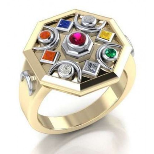 Chandra Moon Gemstone Gold Plated Ring at Jewelry Gem Shop,  Sterling Silver Jewerly | Gemstone Jewelry | Unique Jewelry
