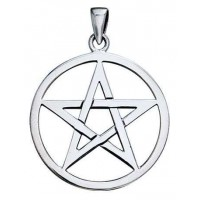 Pentagram Sterling Silver Pendant Jewelry Gem Shop  Sterling Silver Jewerly | Gemstone Jewelry | Unique Jewelry