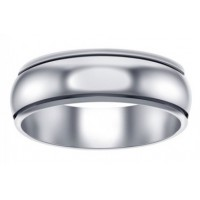Plain Wide Band Sterling Silver Fidget Spinner Ring Jewelry Gem Shop  Sterling Silver Jewerly | Gemstone Jewelry | Unique Jewelry
