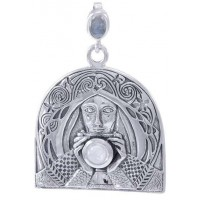 Camelot Holy Grail Laurie Cabot Pendant Jewelry Gem Shop  Sterling Silver Jewerly | Gemstone Jewelry | Unique Jewelry