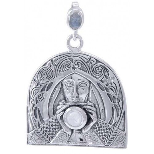 Camelot Holy Grail Laurie Cabot Pendant at Jewelry Gem Shop,  Sterling Silver Jewerly | Gemstone Jewelry | Unique Jewelry