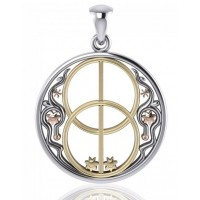 Chalice Well Pendant Jewelry Gem Shop  Sterling Silver Jewerly | Gemstone Jewelry | Unique Jewelry