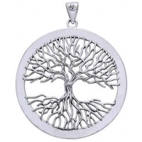Wiccan Tree of Life Pendant Jewelry Gem Shop  Sterling Silver Jewerly | Gemstone Jewelry | Unique Jewelry