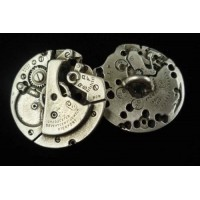 Steampunk Watch Gear Buttons - Set of 6 Jewelry Gem Shop  Sterling Silver Jewerly | Gemstone Jewelry | Unique Jewelry