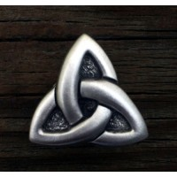 Celtic Triquetra Pewter Concho Jewelry Gem Shop  Sterling Silver Jewerly | Gemstone Jewelry | Unique Jewelry