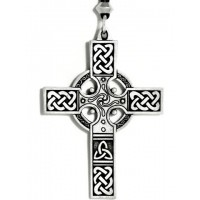 Celtic Cross Necklace - Large Jewelry Gem Shop  Sterling Silver Jewerly | Gemstone Jewelry | Unique Jewelry