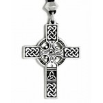 Celtic Cross Necklace - Small at Jewelry Gem Shop,  Sterling Silver Jewerly   Gemstone Jewelry   Unique Jewelry
