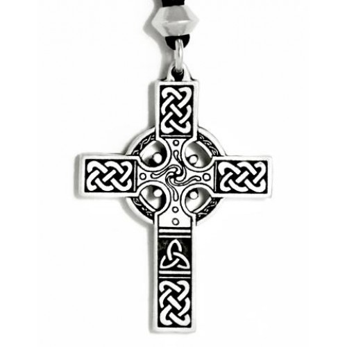 Celtic Cross Necklace - Small at Jewelry Gem Shop,  Sterling Silver Jewerly | Gemstone Jewelry | Unique Jewelry